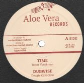 Tenor Youthman - Time / Dubwise / Giulio Neri & The Officinalis - Sandosax Special (Aloe Vera) 12""